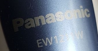 Panasonic EW1211W Munddusche Test